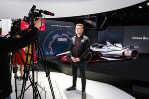 Presentazione Nissan E.Dams Formula E