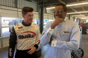 Tanner Berryhill, Obaika Racing, mit Victor Obaika