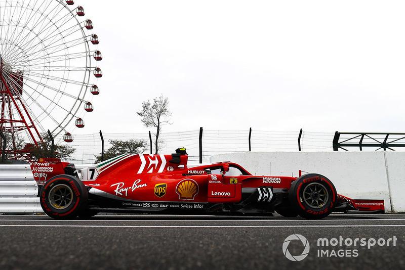 4. Кими Райкконен, Ferrari SF71H, 1'29.521
