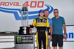 Ryan Blaney, Team Penske, Ford Fusion Menards/Pennzoil wins