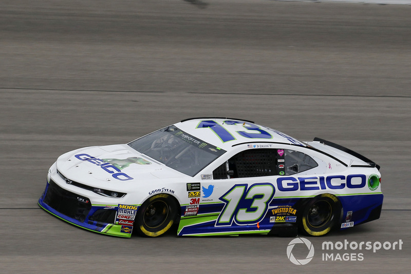 30. Ty Dillon, Germain Racing, Chevrolet Camaro GEICO
