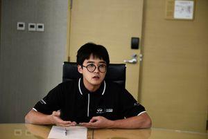 Infiniti Mühendislik Akademisi Çin katılımcıları