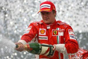 1. Kimi Räikkönen, Ferrari