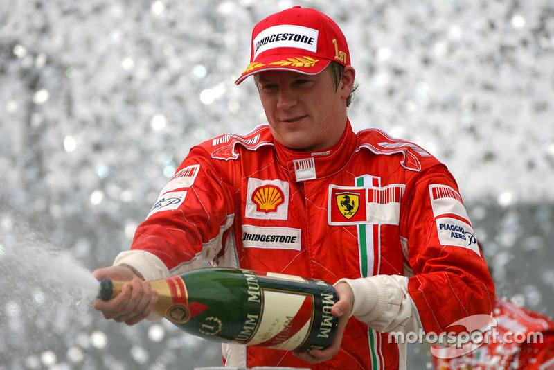 Campeón del Mundo en 2007