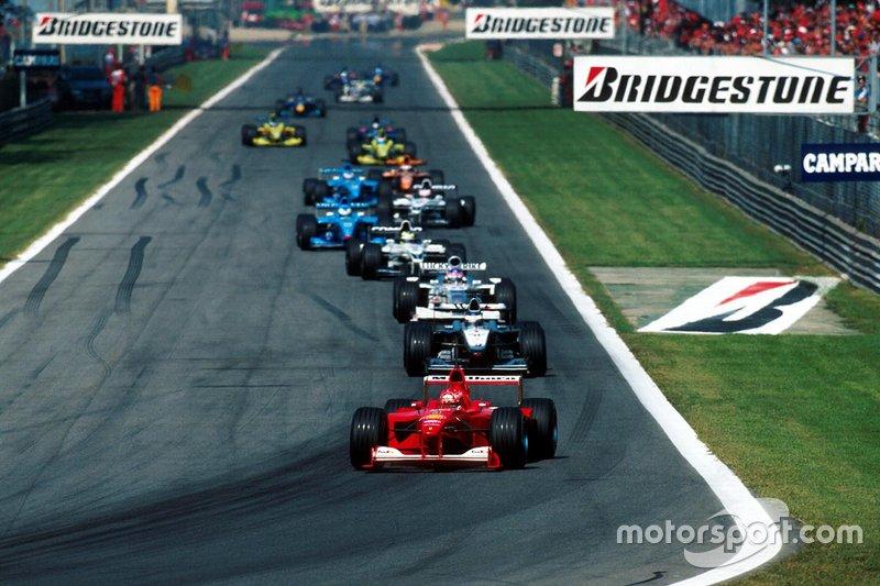 2000 Gran Premio de Italia