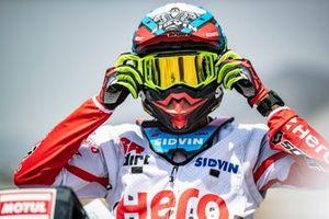 رقم 50 فريق هيرو موتورسبورت: سي اس سانتوس