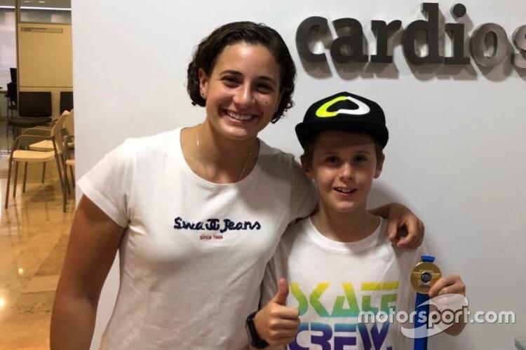 Ana Carrasco y Máximo Martínez