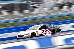 J.J. Yeley, BK Racing, Ford Fusion She Beverage Company