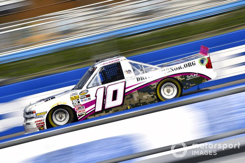 Jennifer Jo Cobb, Jennifer Jo Cobb Racing, Chevrolet Silverado Driven2Honor