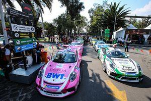 Coche de Thomas Preining, BWT Lechner Racing
