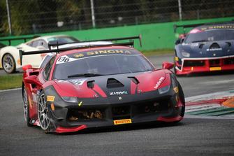 #136 Ferrari 488, Formula Racing: Alexander Nussbaume