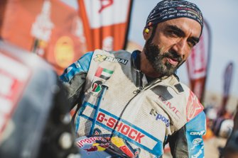 #41 Duust Rally Team: Mohammed Balooshi