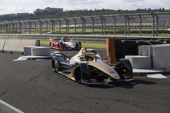 Andre Lotterer, DS TECHEETAH, DS E-Tense FE19, Jérôme d'Ambrosio, Mahindra Racing, M5 Electro