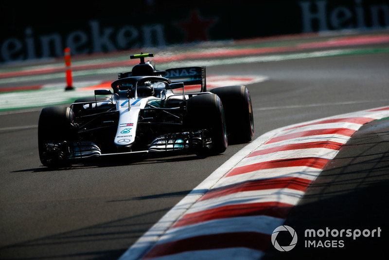 9. Valtteri Bottas, Mercedes AMG F1
