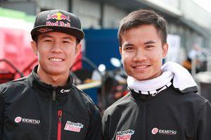 Khairul Idham Pawi, Idemitsu Honda Team Asia, Nakarin Atiratphuvapat