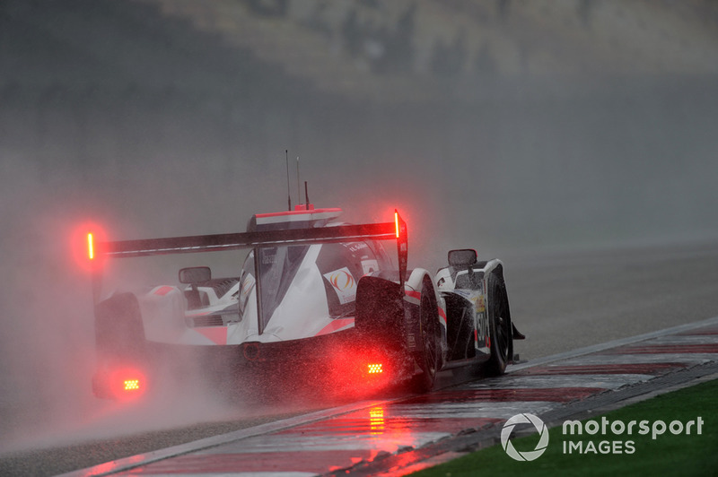 #50 Larbre Competition Ligier JSP217: Erwin Creed, Romano Ricci, Enzo Guibbert