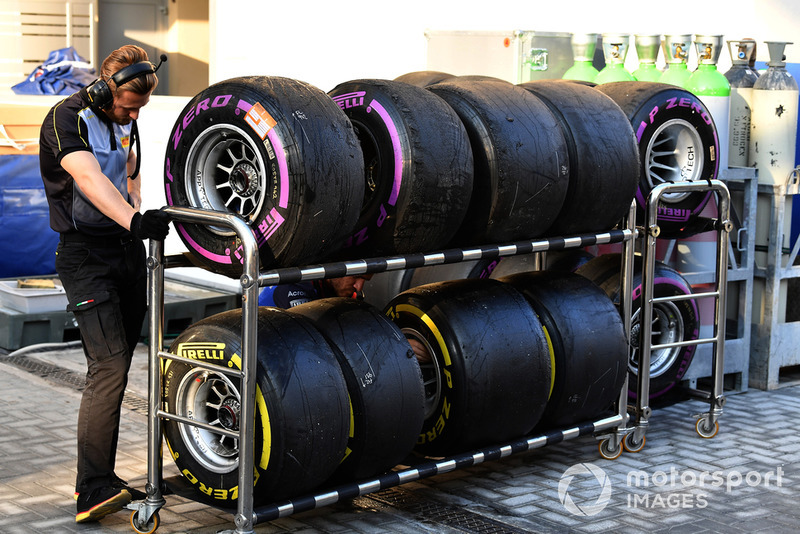 Scuderia Toro Rosso y neumáticos Pirelli