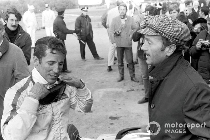 Mario Andretti, Lotus y Colin Chapman, Lotus Team