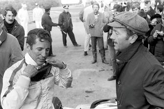 Mario Andretti, Lotus e Colin Chapman, proprietario del team Lotus