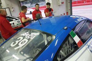 La Porsche 911 GT3 Cup di Luca Segù, Ghinzani Arco Motorsport