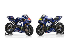 Bikes of Maverick Viñales, Yamaha Factory Racing, Valentino Rossi, Yamaha Factory Racing