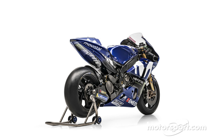 Bike of Maverick Viñales, Yamaha Factory Racing