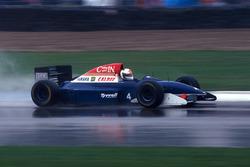 Andrea De Cesaris, Tyrrell 020C