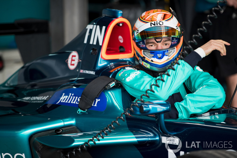 Harry Tincknell, NIO Formula E Team