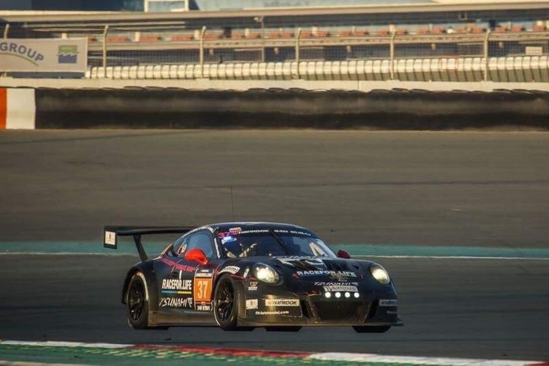 Porsche 991 #37 Tsunami RT