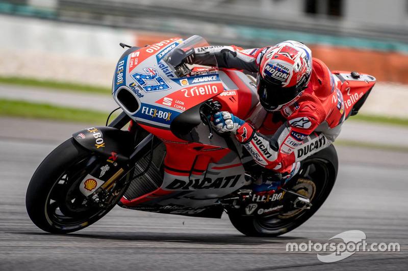 Casey Stoner - Honda y Ducati