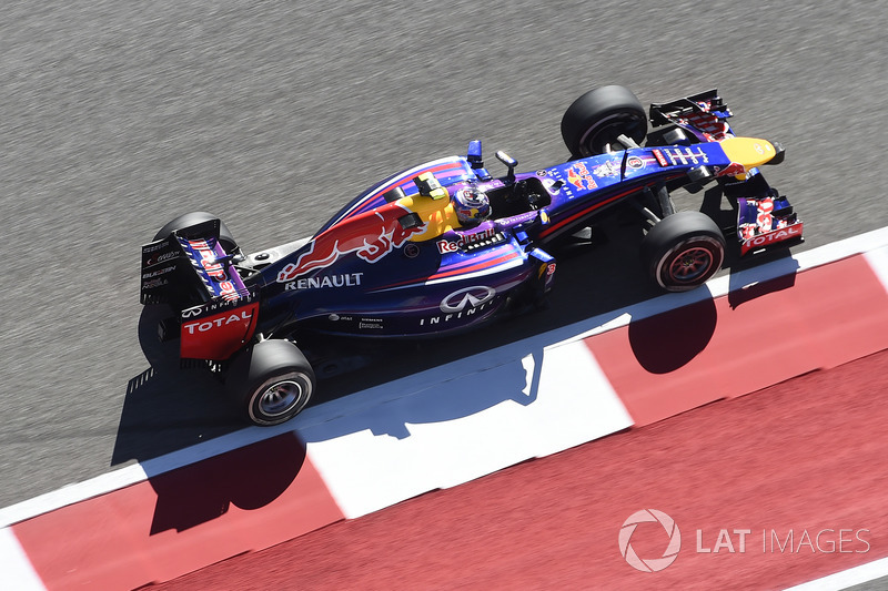 2014 : Red Bull RB10, motor Renault