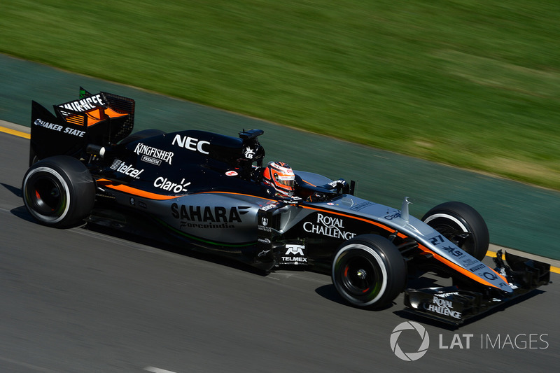 2015: Force India-Mercedes VJM08