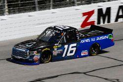 Brett Moffitt, Hattori Racing Enterprises, AISIN Atlanta Toyota Tundra