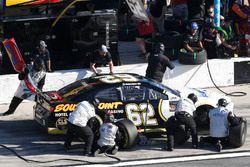 Brendan Gaughan, Beard Motorsports Chevrolet Camaro pit stop