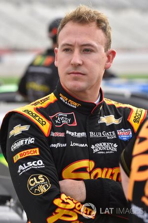 Daniel Hemric, Richard Childress Racing, South Point Hotel & Casino Chevrolet Camaro