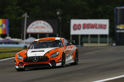 #65 Murillo Racing, Mercedes-AMG, GS: Tim Probert, Justin Piscitell
