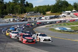 Christopher Bell, Joe Gibbs Racing, Toyota Camry Rheem Ryan Preece, Joe Gibbs Racing, Toyota Camry Falmouth Ready Mix