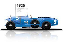 1925 Lorraine-Dietrich B3-6
