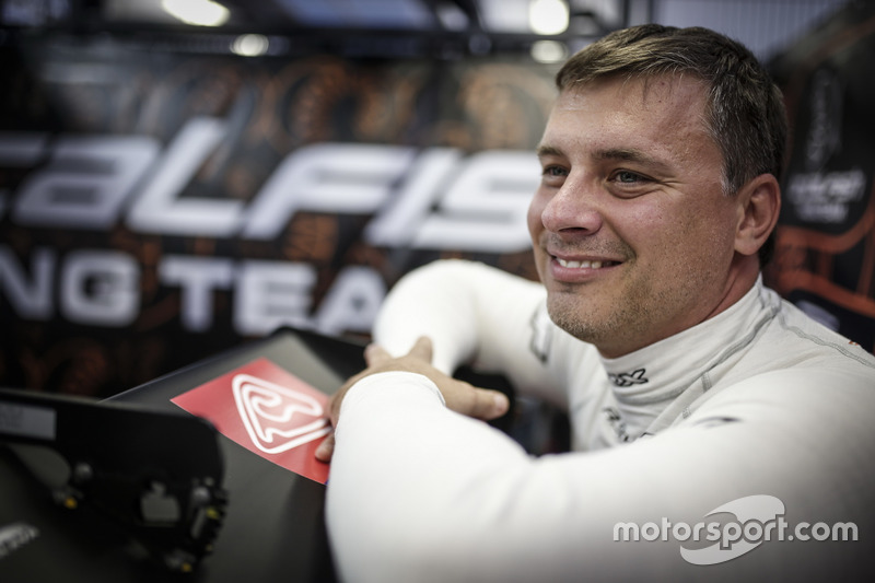 Andrej Studenic, Brutal Fish Racing Team Volkswagen Golf GTI TCR