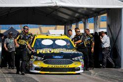 Matt Kenseth, Roush Fenway Racing, Ford Fusion Performance Plus Motor Oil team