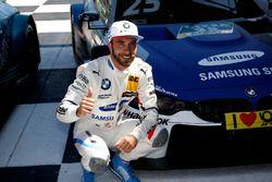 Pole position for Philipp Eng, BMW Team RBM