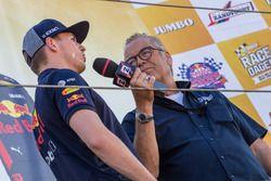 Max Verstappen, Jumbo yarış günleri