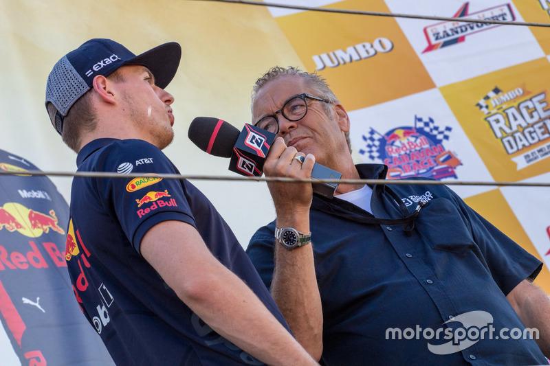 Olav Mol is al sinds 1991 hét geluid van de Formule 1 in de Nederlandse huiskamers. Waar maakte hij zijn debuut als Formule 1-commentator?