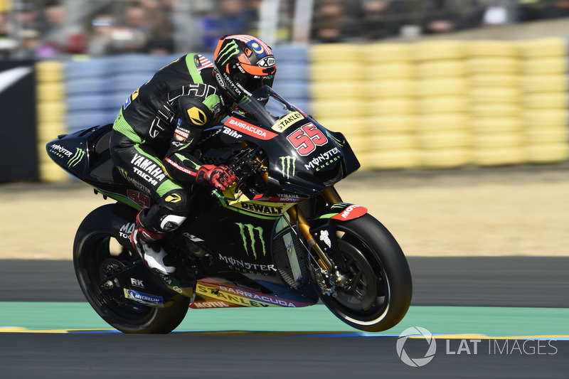 Hafizh Syahrin, Monster Yamaha Tech 3