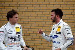 Lucas Auer, Mercedes-AMG Team HWA, Philipp Eng, BMW Team RBM
