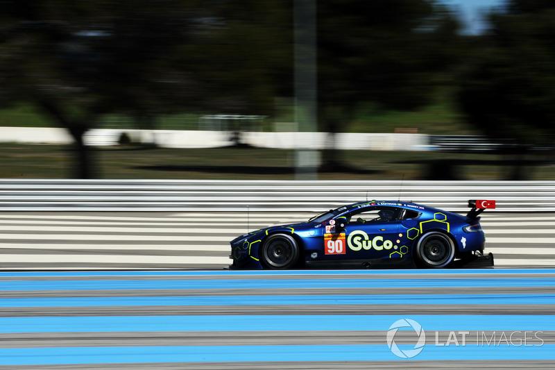 TF Sport - Aston Martin Vantage