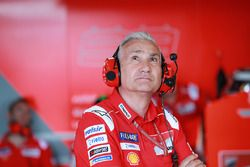 Davide Tardozzi, Team manager Ducati Team