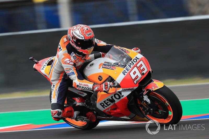 Marc Marquez - 56 victorias y 39 podios
