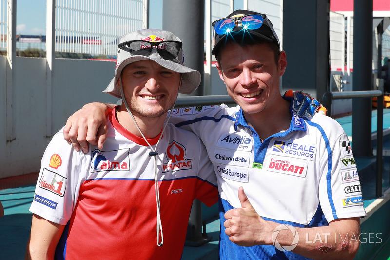 Jack Miller, Pramac Racing, Tito Rabat, Avintia Racing
