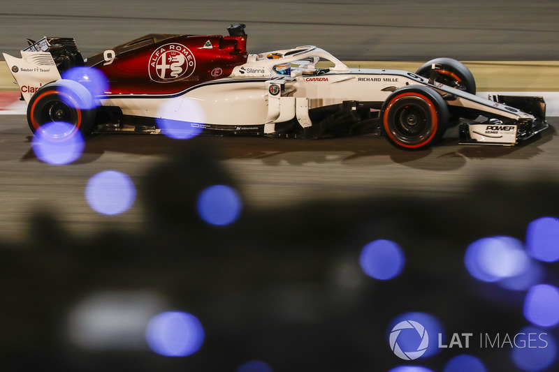 17: Marcus Ericsson, Sauber C37 Ferrari, 1'31.063